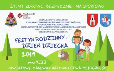 Zaproszenie na Festyn Rodzinny