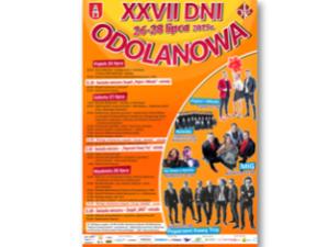 XXVII Dni Odolanowa – zaproszenie