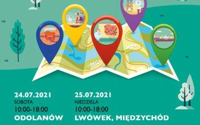 Już w najbliższy weekend 24.07.2021 (sobota) odbędzie się Gra terenowa.